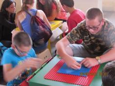 školní výlet - LEGO