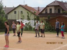 sportovní zápasy